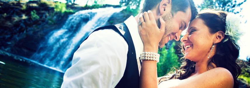 Natalie & Max : Spokane Wedding Photography